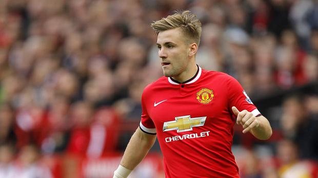 Luke Shaw may be back this weekend for Manchester United