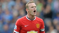 Wayne Rooney has been passed fit for the Manchester derby