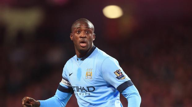Manchester City's Yaya Toure was reportedly subjected to racial abuse within hours of rejoining Twitter