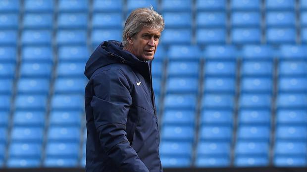 Manchester City manager Manuel Pellegrini still believes his side can win the Champions League