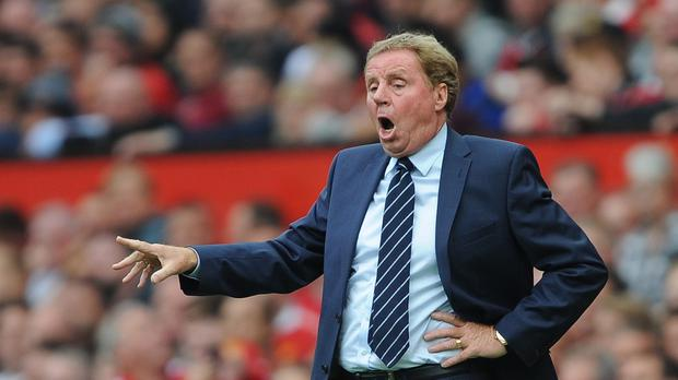 Harry Redknapp believes the home crowd will be a big advantage for his QPR side