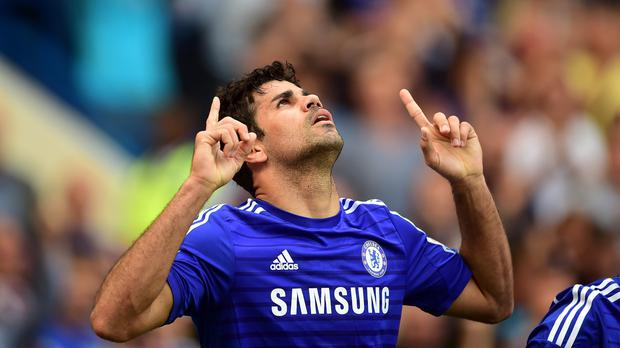 Chelsea's Diego Costa will have time to rest during the international break