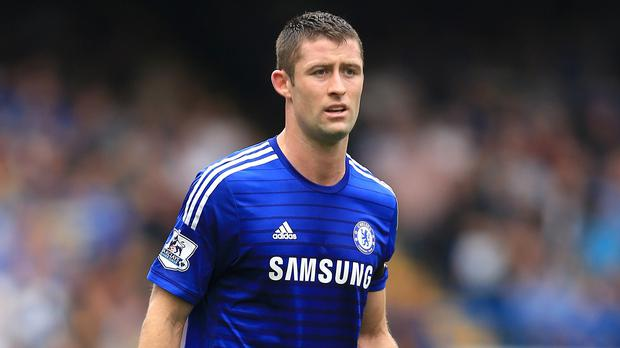 Gary Cahill is pleased with Chelsea's defensive resilience