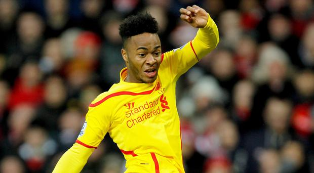 Liverpool's Raheem Sterling has attracted the interest of leading European clubs.