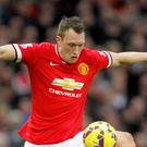 Phil Jones is hoping Man United can resume winning ways against Stoke City on New Year's Day