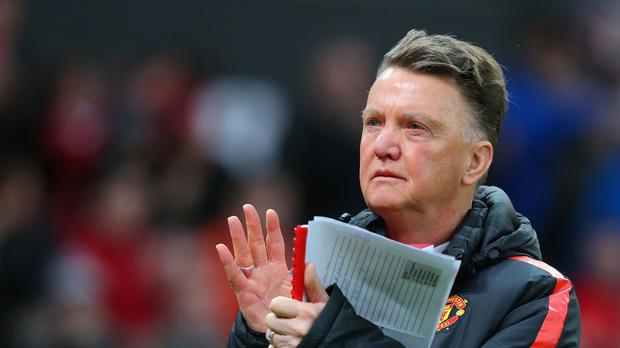 Louis van Gaal wants Manchester United to be dominating world football