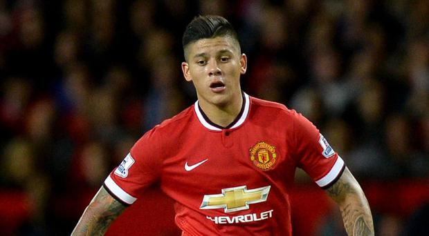 Marcos Rojo signed for Manchester United from Sporting Lisbon in August