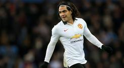 Manchester United striker Falcao says the heart transplant for 17 year-old John Andrés Uyaban will give the teenager a