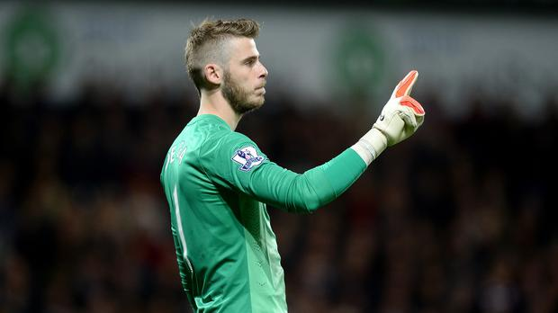 David de Gea has been linked with Real Madrid