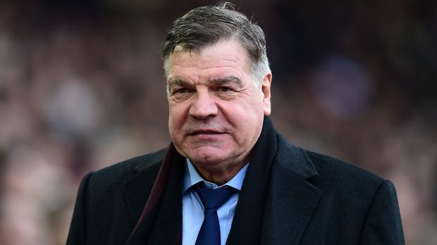 Sam Allardyce's West Ham play Bristol City in the FA Cup fourth round on Sunday