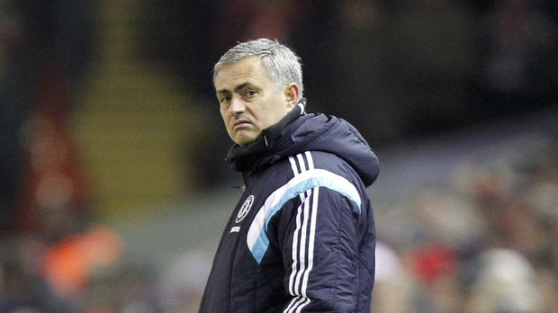 Chelsea manager Jose Mourinho says he does not intend to be involved in any transfer activity this month