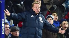 QPR boss Harry Redknapp is hoping to line up loan deals before the transfer window closes