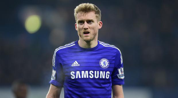 Andre Schurrle is now at Wolfsburg
