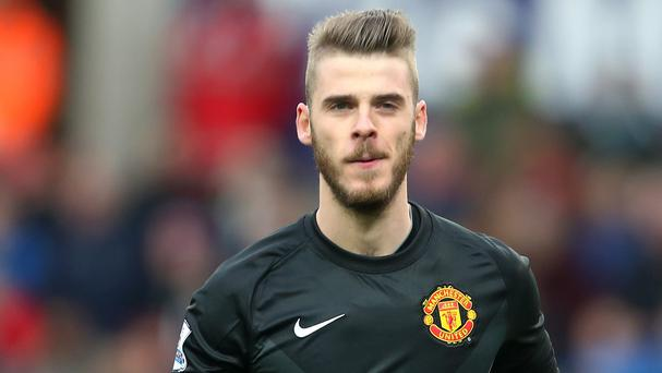 David de Gea's contract runs out next summer