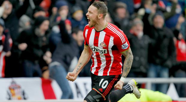Connor Wickham is not even considering another relegation dogfight