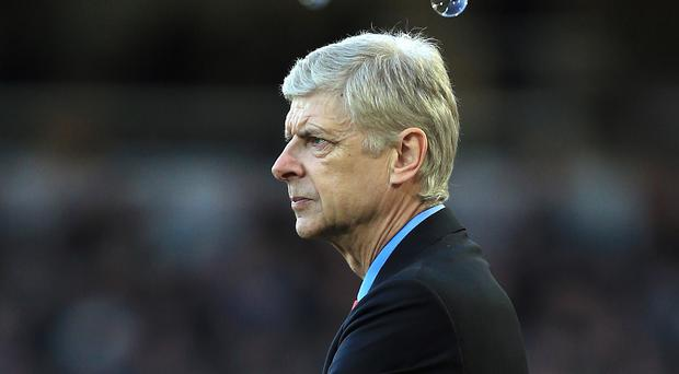 Arsene Wenger wants more consistency from Arsenal