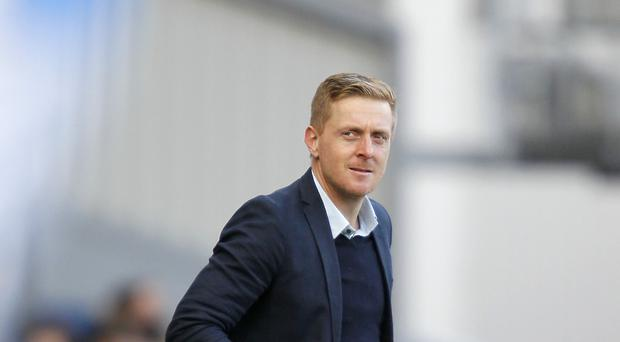 Garry Monk was pleased by his side's battling spirit