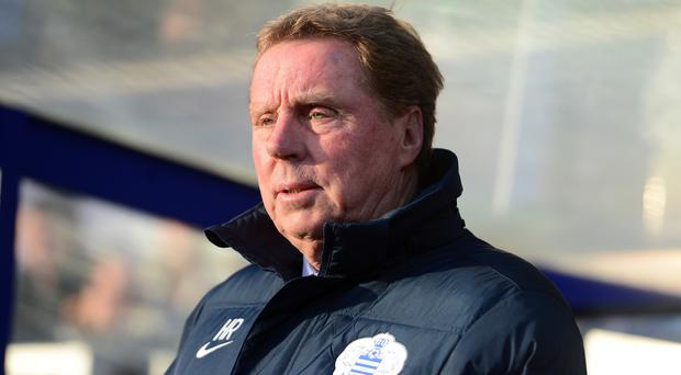 Harry Redknapp has resigned as QPR manager