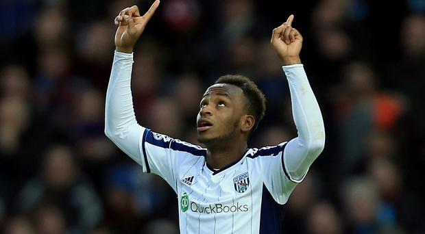 Saido Berahino has suggested his long-term future lies away from West Brom
