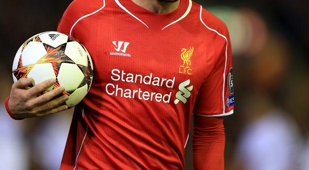 Liverpool will switch from Warrior to parent company New Balance next season as part of a record kit supplier deal