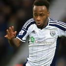 Saido Berahino is in trouble with West Brom after giving an unauthorised interview