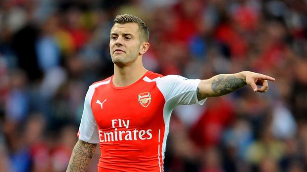 Manchester City have set their sights on Arsenal's Jack Wilshere