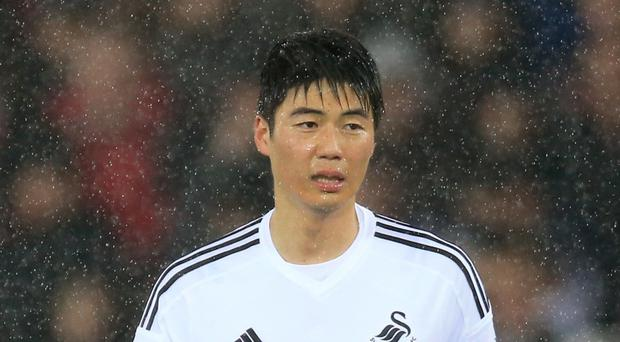Swansea's Ki Sung-Yueng is preparing to face Sunderland, where he played on loan