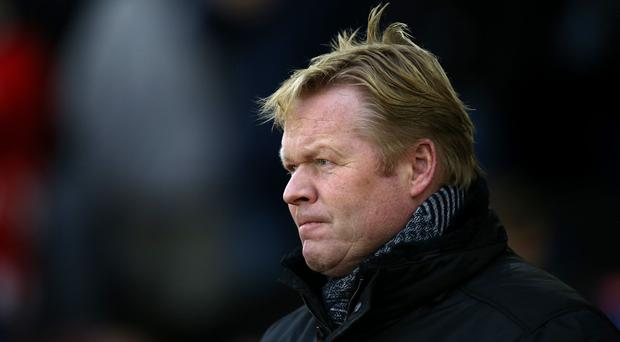 Southampton manager Ronald Koeman wants to qualify for Europe this season to keep hold of his top talent