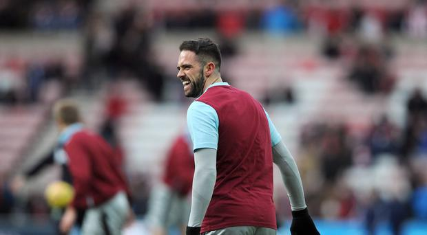 Danny Ings is still at Burnley despite interest from other Premier League clubs in January