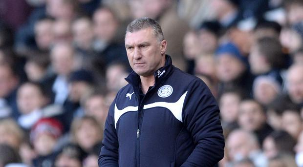 Leicester have insisted manager Nigel Pearson remains in charge at the club