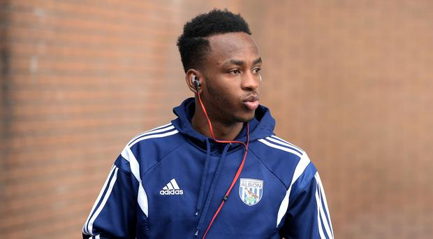 Saido Berahino started on the bench against Burnley