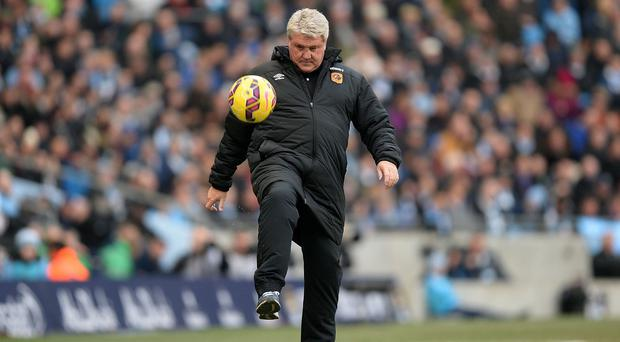 Steve Bruce dismissed reports linking him with a move to Fulham