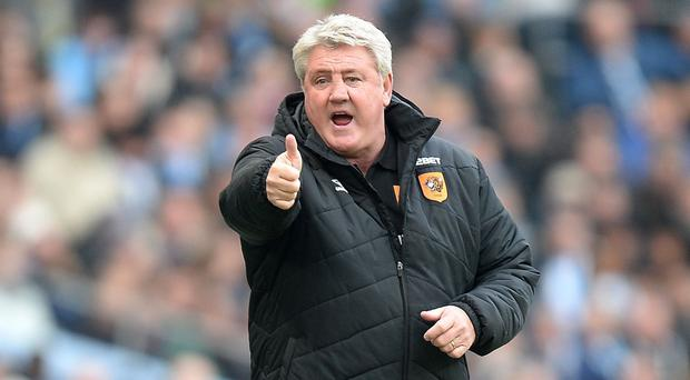 Steve Bruce has laughed off links with Fulham