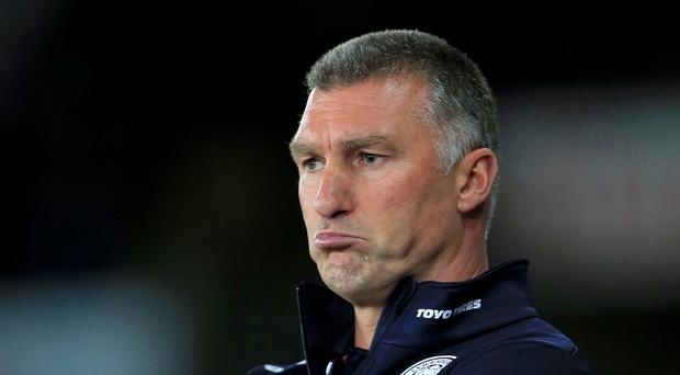 Nigel Pearson has been under the spotlight in recent days