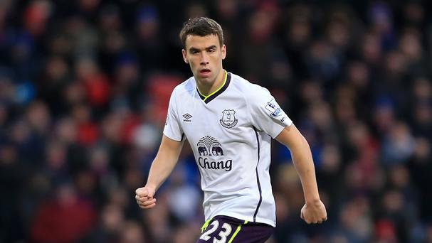 Seamus Coleman has been linked with a move away from Everton
