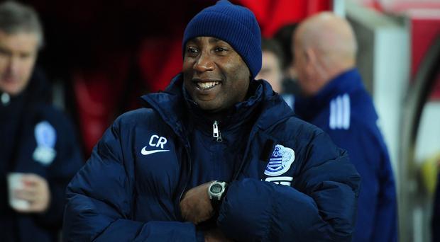 Chris Ramsey shrugged off speculation over the vacant manager's job