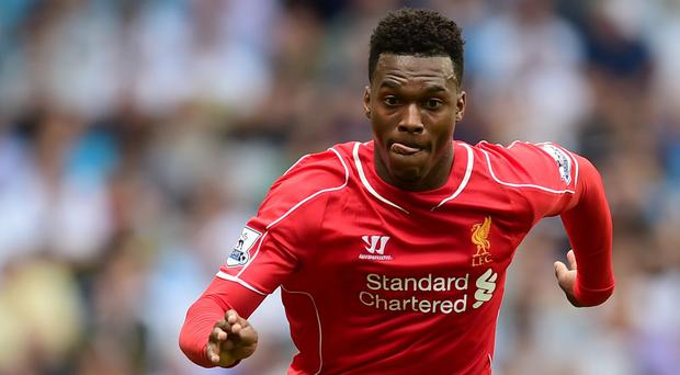 Liverpool striker Daniel Sturridge, pictured, believes he can forge a successful partnership with Mario Balotelli