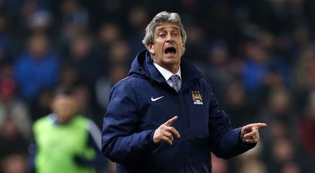 Manuel Pellegrini is fully focused on his own club, Manchester City