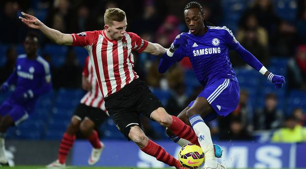 Jason McCarthy, left, is one of three Southampton youngsters to earn new deals