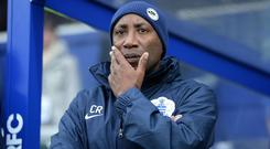 Chris Ramsey will remain in charge at QPR until at least the end of the season