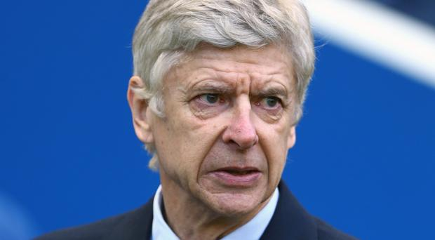 Arsene Wenger wants a top-four finish and an FA Cup win again