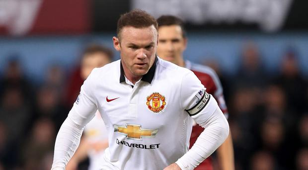 Wayne Rooney has been playing in midfield for Manchester United