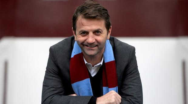 Tim Sherwood's appointment as Aston Villa manager has left Stoke's chairman somewhat cold