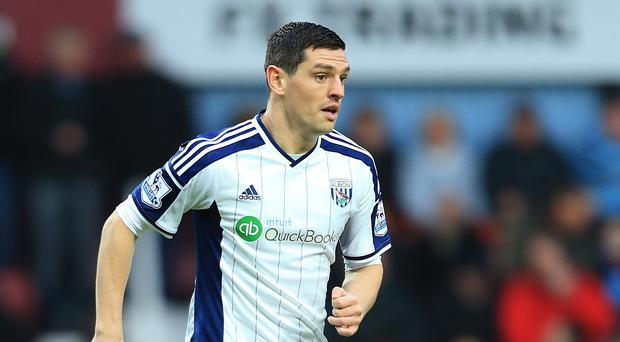 Graham Dorrans could make his Norwich debut against Watford on Saturday