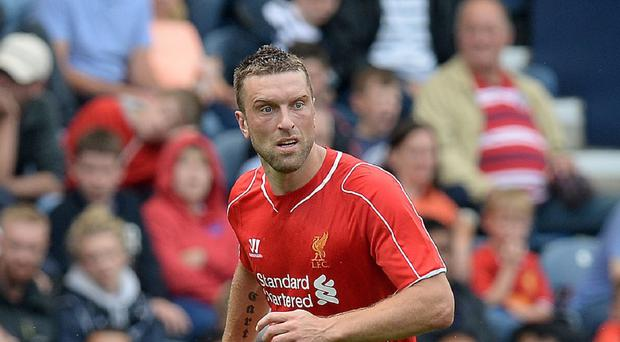 Rickie Lambert has revealed a potential move to Aston Villa came 'at too short notice' for him to quit Liverpool