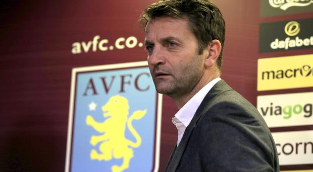 Tim Sherwood, pictured, has already had a positive affect on Aston Villa according to goalkeeper Shay Given