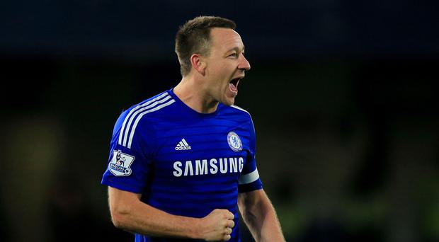 John Terry is eager to open contract negotiations