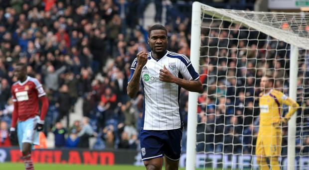 Brown Ideye has found form after his early struggles at West Brom