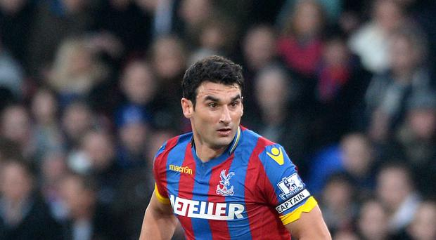 Mile Jedinak is back for Palace against Arsenal