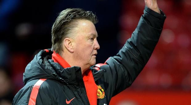 Louis van Gaal's team have lost just once in their last 19 matches